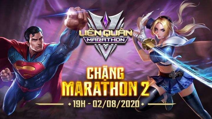 Liên Quân: Marathon Chặng 2