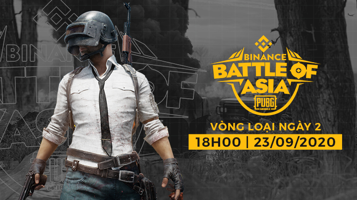 Giải Đấu PUBG - Battle of Asia