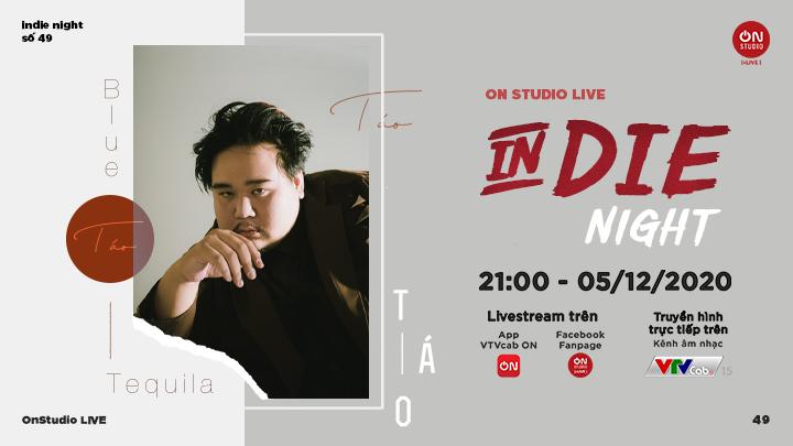 On Studio Live: Ca sĩ Táo