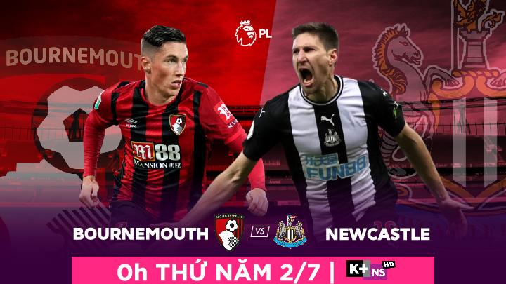 AFC Bournemouth - Newcastle United