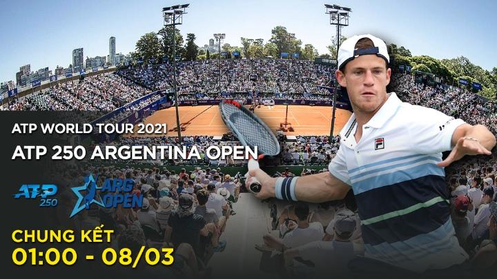 Chung kết: ATP World Tour  Argentina Open
