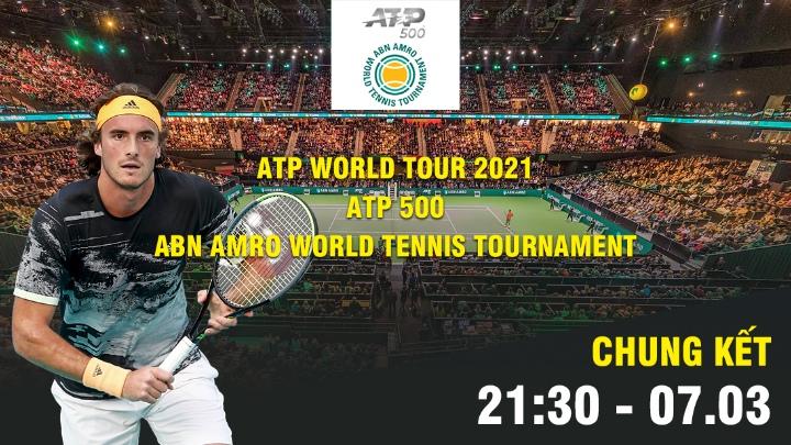 Chung kết ABN AMRO World Tennis Tournament