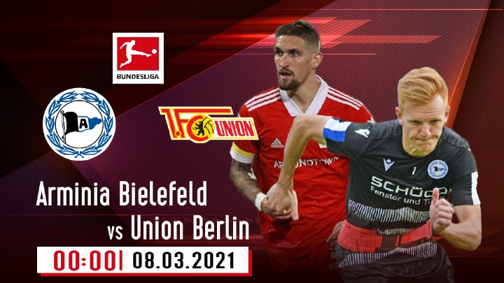 ⚽️ Arminia Bielefeld vs Union Berlin