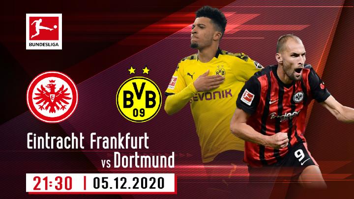 ⚽️ Eintracht Frankfurt vs Dortmund