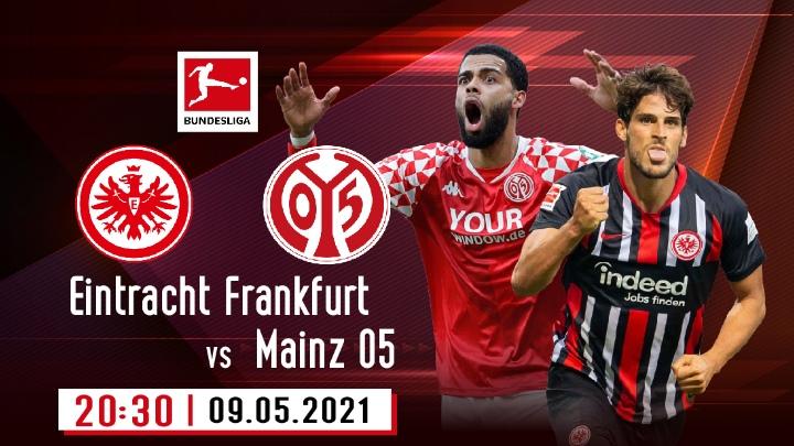 ⚽️ Eintracht Frankfurt vs Mainz 05