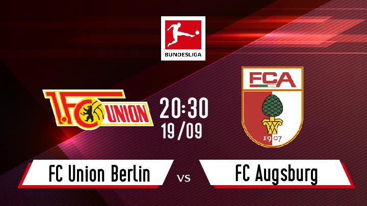 Bóng Đá Đức: FC Union Berlin - FC Augsburg