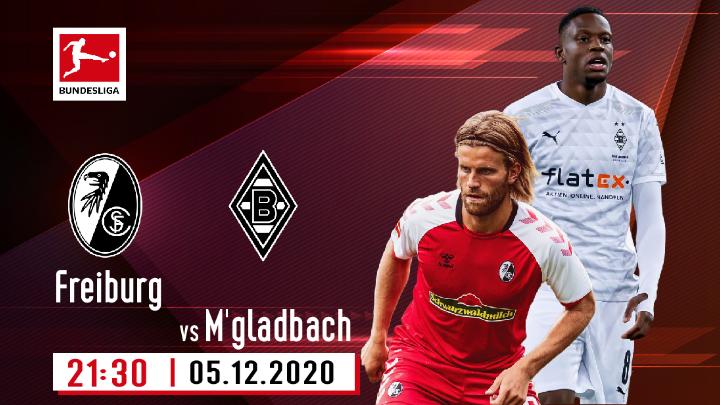 ⚽️ Freiburg vs M'gladbach