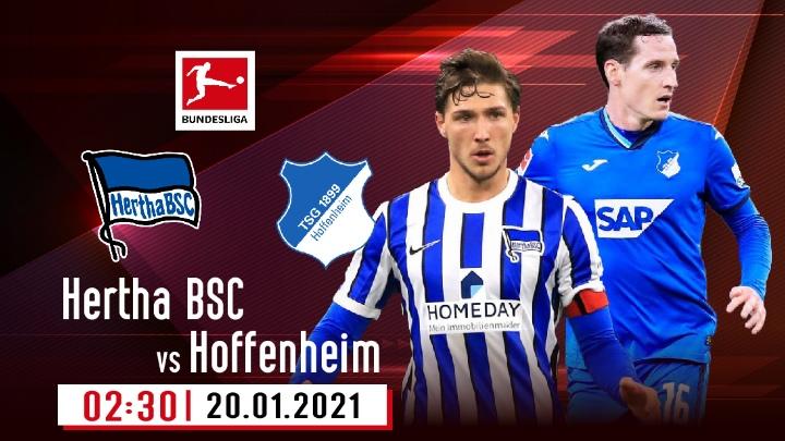 ⚽️ Hertha BSC vs Hoffenheim