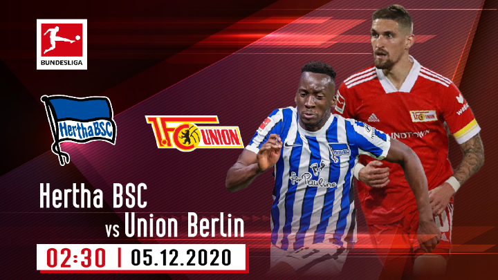 ⚽️ Hertha BSC vs Union Berlin