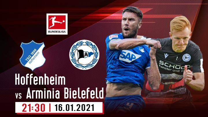 ⚽️ Hoffenheim vs Arminia Bielefeld