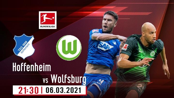 ⚽️ Hoffenheim vs Wolfsburg