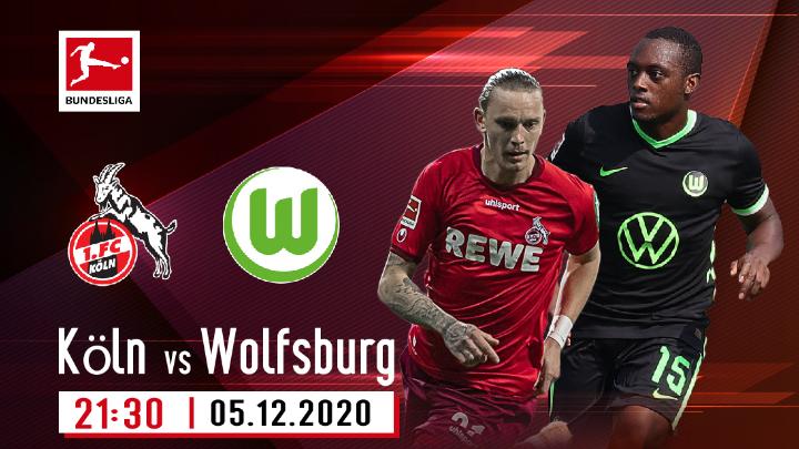 ⚽️ Köln vs Wolfsburg