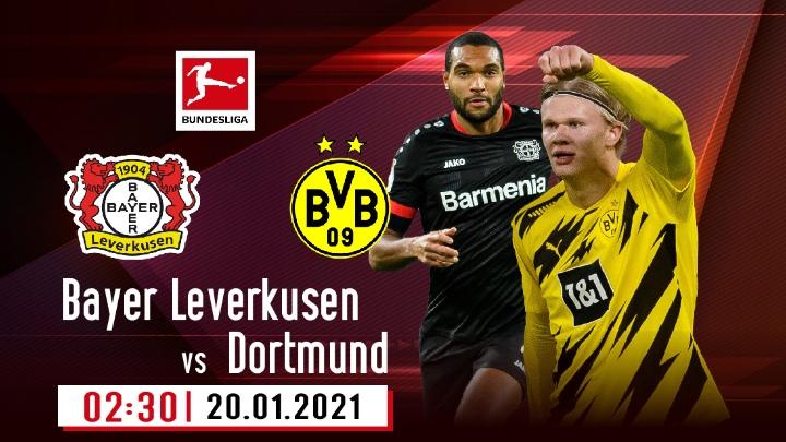 ⚽️ Leverkusen vs Dortmund