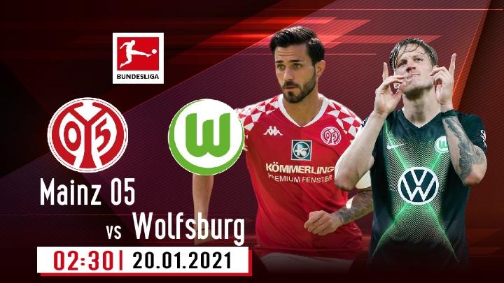 ⚽️ Mainz 05 vs Wolfsburg