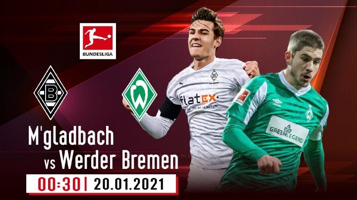 ⚽️ M'gladbach vs Werder Bremen