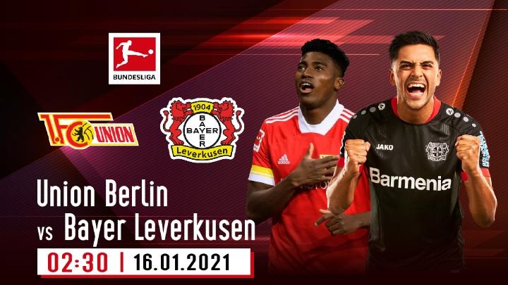 ⚽️ Union Berlin vs Bayer Leverkusen