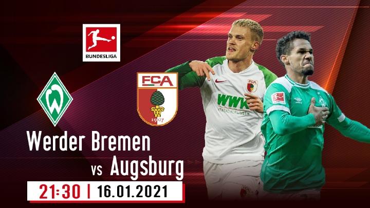 ⚽️ Werder Bremen vs Augsburg