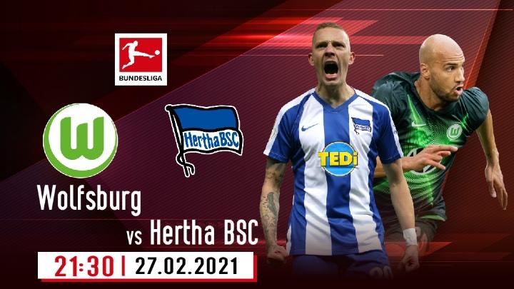 ⚽️ Wolfsburg vs Hertha BSC