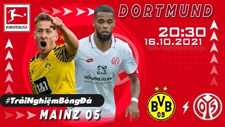 ⚽️ Borussia Dortmund vs Mainz