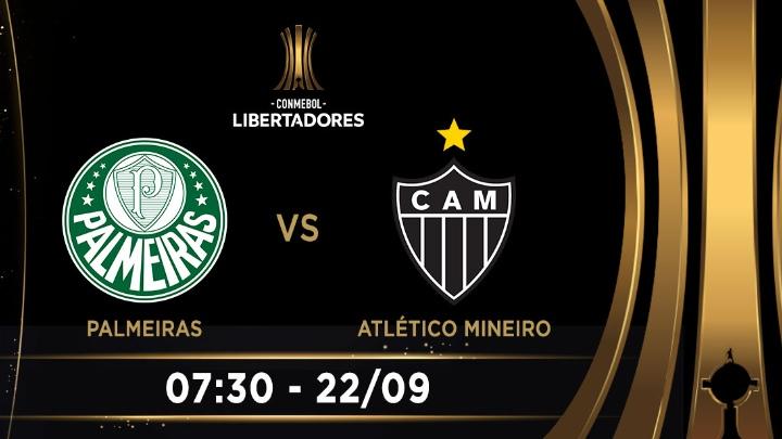 ⚽️ Palmeiras vs Atlético Mineiro
