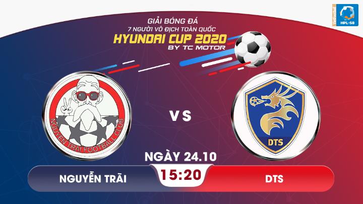 ⚽️ Nguyễn Trãi - DTS