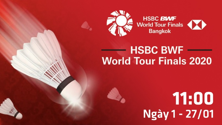 🏸 Ngày 1 Cầu Lông BWF HSBC