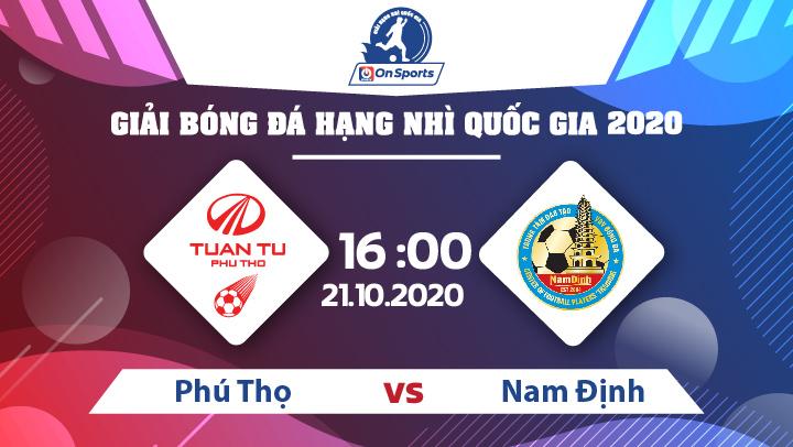 ⚽️ Phú Thọ - Nam Định