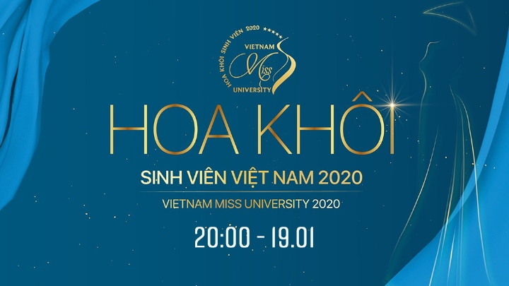 Hoa Khôi Sinh Viên Việt Nam 2020