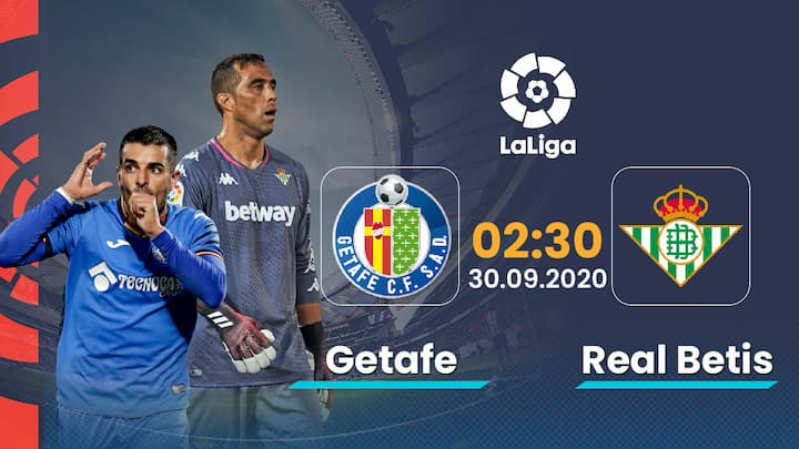 Bóng Đá: Getafe vs Real Betis