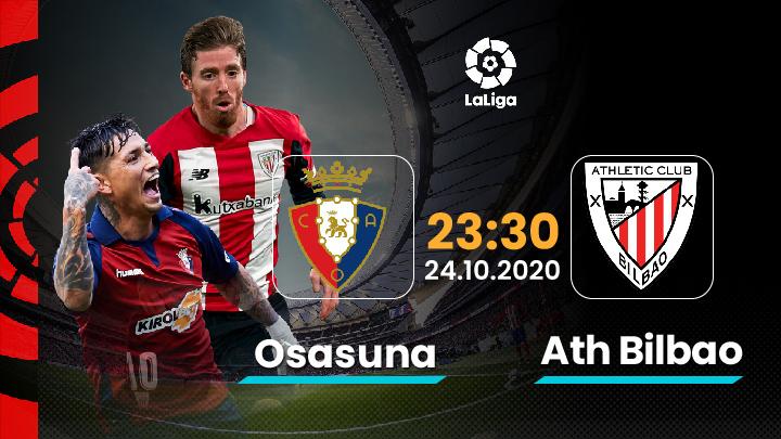 ⚽️ Osasuna - Athletic Bilbao