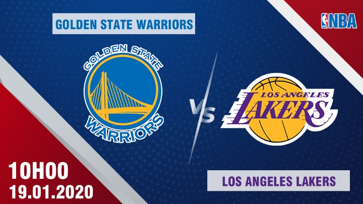 🏀 Golden State vs L.A. Lakers