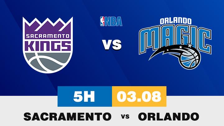 Sacramento vs Orlando