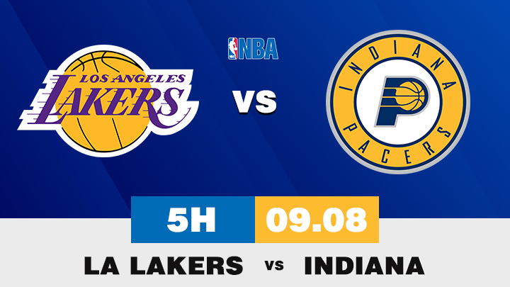 L.A. Lakers vs Indiana