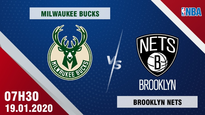 🏀 Milwaukee vs Brooklyn