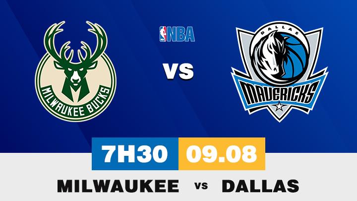 Milwaukee vs Dallas