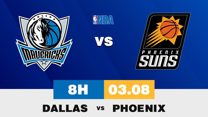 Dallas vs Phoenix