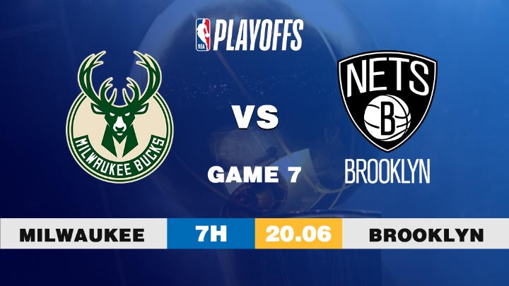 Milwaukee vs Brooklyn