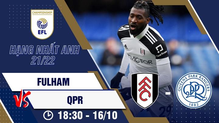 ⚽️ Fulham vs QPR