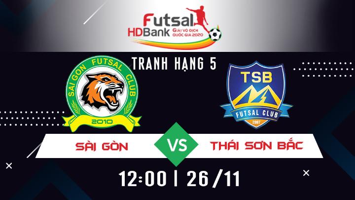 ⚽️ Kardiachain Sài Gòn vs Thái Sơn Bắc