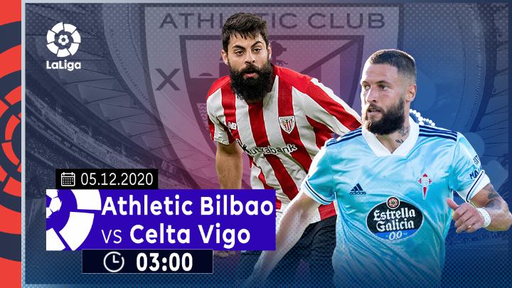 ⚽️ Athletic Bilbao vs Celta Vigo
