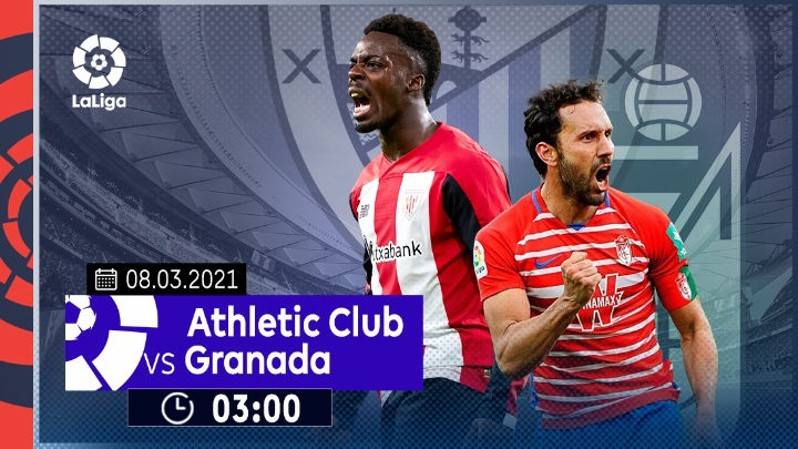⚽️ Athletic Bilbao vs Granada