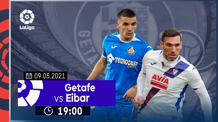 ⚽️ Getafe vs Eibar