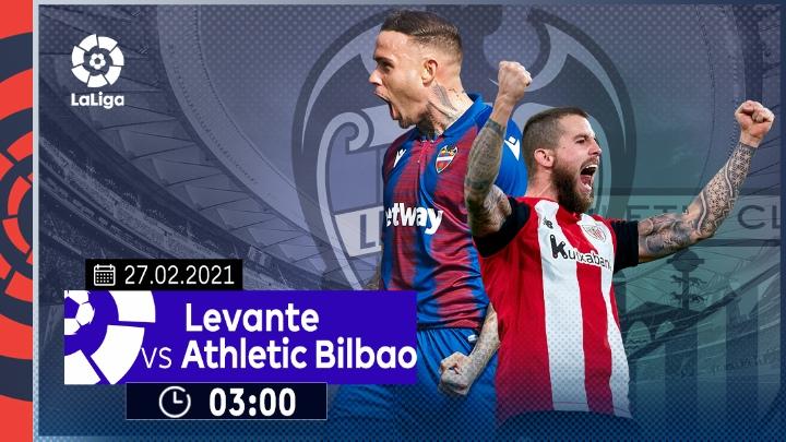 ⚽️ Levante vs Athletic Bilbao
