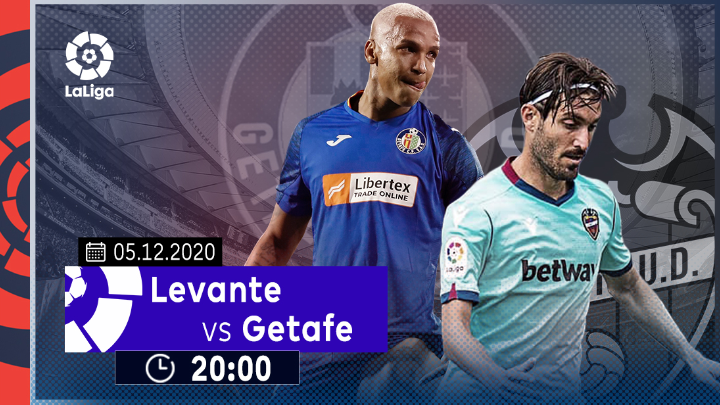 ⚽️ Levante vs Getafe