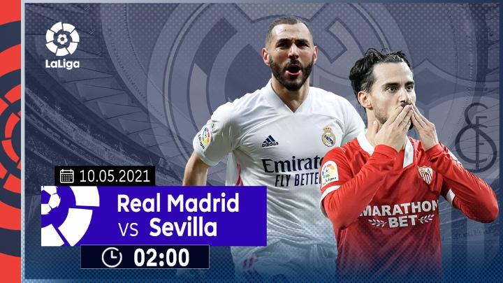Real Madrid - Sevilla