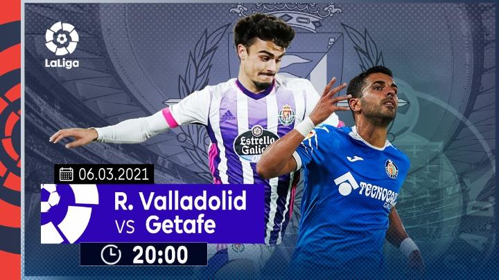 ⚽️ Real Valladolid vs Getafe