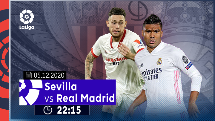⚽️ Sevilla vs Real Madrid