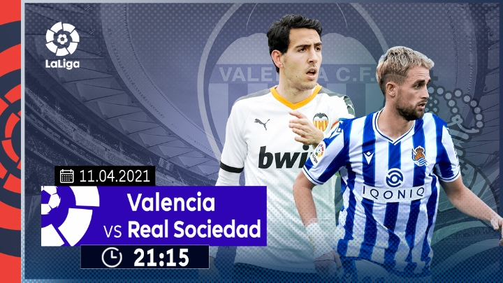⚽️ Valencia vs Real Sociedad