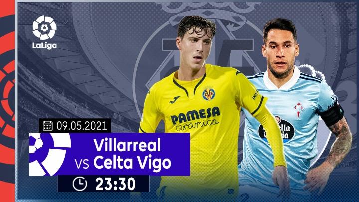 ⚽️ Villarreal - Celta Vigo