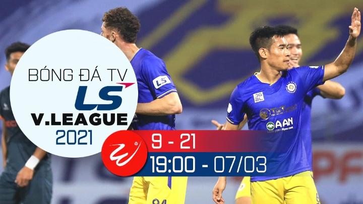 Bóng Đá TV LS V - League 2021
